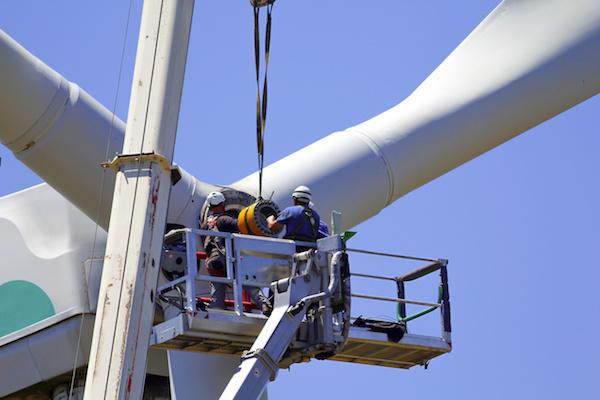 Ingram Tribology Wind Turbine