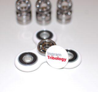 fidget spinner - Ingram Tribology