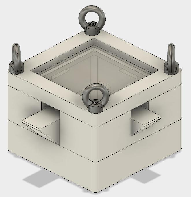 3D printed box - Ingram Tribology Ltd
