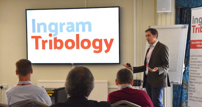ingram tribology launch event