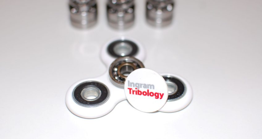 fidget spinner - Ingram Tribology