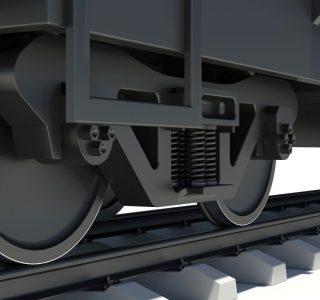 rail wheel small - Ingram Tribology